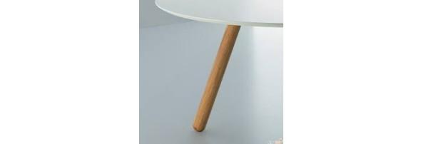tavolo a una gamba