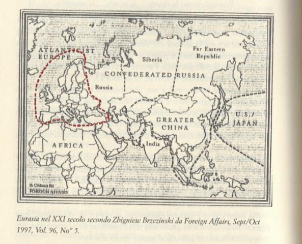 cartina Brzezinski